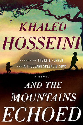 Hosseini and the mountains echoed cover