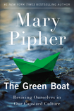 The green boat cover