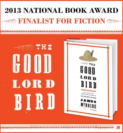 James mcbride national book award finalist